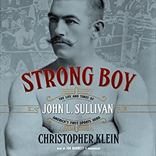 Strong Boy cover art