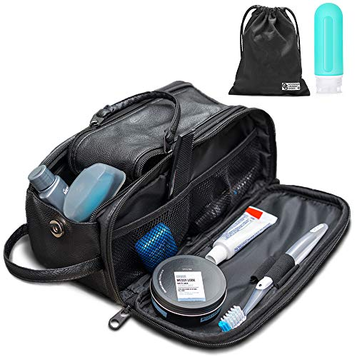 10 best toiletries bag for men small for 2020