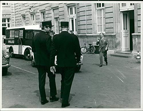 Fotomax Vintage Photo of Rupert Davies, Maigret at Bay.