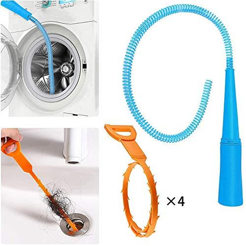 CBA BING Dryer Vent Cleaner Kit Lint Remover Potere Lavatrice e asciugatrice Vent Tubo di aspirazione per l attacco più aspirapolvere Vent aspirapolvere Nessun Convertitori di Bisogno