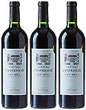 Château Cap l'Ousteau France Bordeaux Vin Haut Médoc AOP 75 cl - Lot de 3