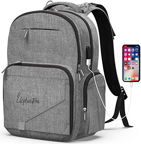 Diaper Bag Backpack Baby Bag - Large Diaper Backpack for Mom Dad, Unisex Bag