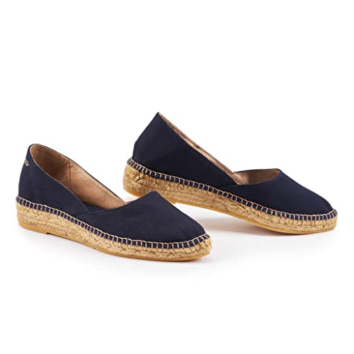 VISCATA Handmade in Spain Rascassa Authentic and Original Flats with Innersole Cushion