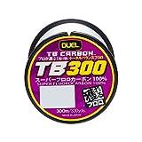 デュエル フロロカーボンライン TB300