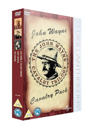 She Wore a Yellow Ribbon/Fort Apache/Rio Grande [Import anglais]