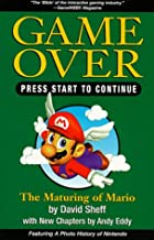 Game Over Press Start To Continue