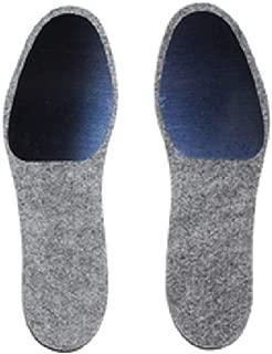 Steel Shoe 1/2 Turf Toe Insole, Spring Steel Stabilizer Plate, 1 Pair (womens 9)
