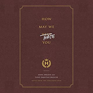 How May We Hate You? audiobook cover art