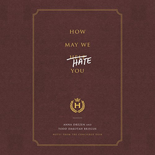 How May We Hate You? cover art