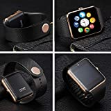 TRUE SHOP Bluetooth Wireless Smart Watch with Camera and Sim Card Support