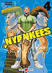 Nyankees Edition simple Tome 4