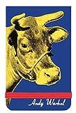 Warhol Cow Mini Journal