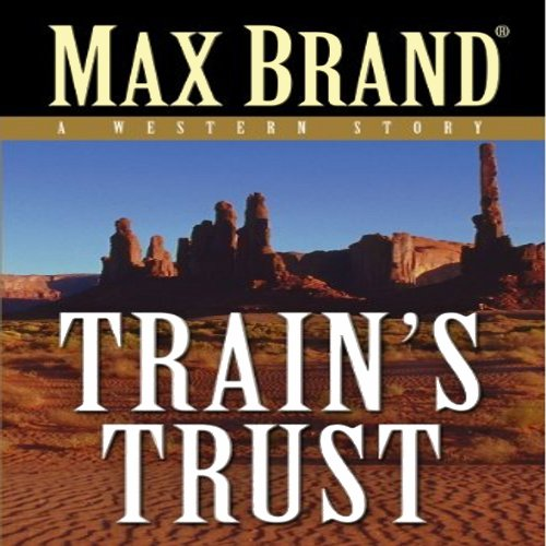 Train's Trust audiobook cover art