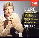 Faure: Bracarolles, Impromptus, Valses Breves, Romances Sans Paroles, etc.