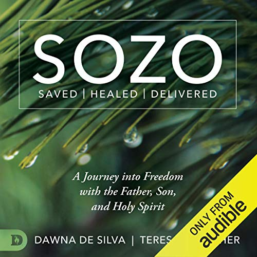 SOZO Saved Healed Delivered Titelbild