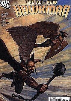 Comic Hawkman (2002 series) #44 Book