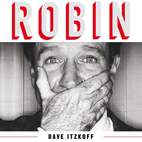 Robin Audiobook By Dave Itzkoff cover art