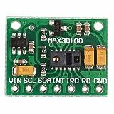MAX30100 Pulsioxímetro Módulo Sensor de Frecuencia Cardíaca para Wearable Health Fitness Assistant Dispositivos Dispositivos de supervisión médica