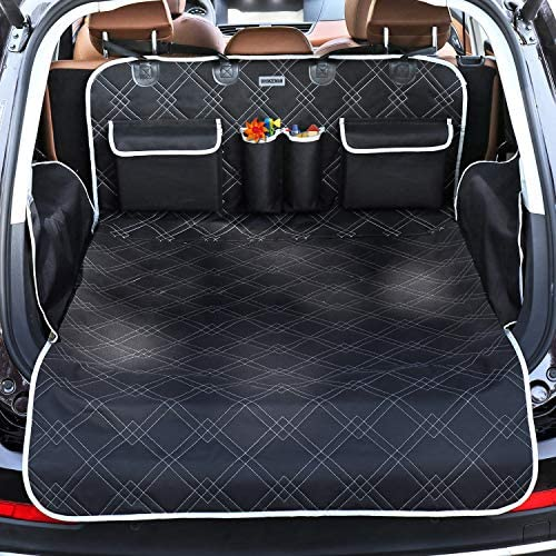Pet Cargo Cover Liner for SUV and Car Non Slip Waterproof Dog Seat Cover Mat for Back Seat Trucks product image