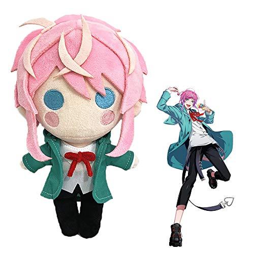Anime hipnosis micrófono Lindo Peluche 20CM muñeca división Rap Batalla Amemura Ramuda Juguete Almohada Cosplay Regalo de cumpleaños
