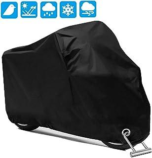 PUBAMALL Cubierta Impermeable para Motocicletas, protección