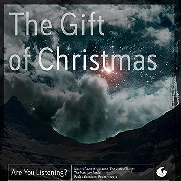 The Gift of Christmas (feat. Marcus Davis Jr., Julianne Tarroja, the Walkie Talkies, the Plan, Jay Enrile, Paolo Valenciano, Robin Nievera)