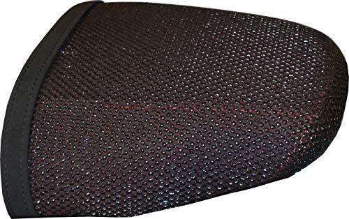 TRIBOSEAT Yamaha XSR900 (2016-2018) Anti Slip Motorcycle Passenger SEAT Cover Accessory Black