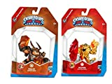Skylanders Trap Master Wallop and Wildfire Character Combo Set