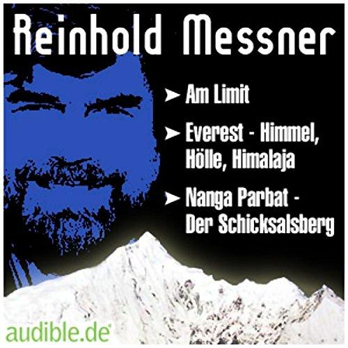 Leben und Werk Reinhold Messners audiobook cover art