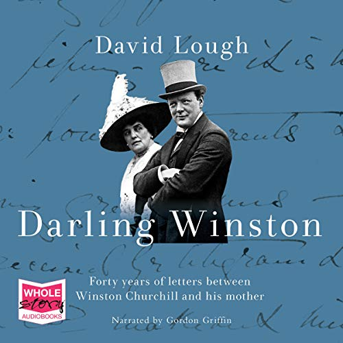 Darling Winston audiobook cover art