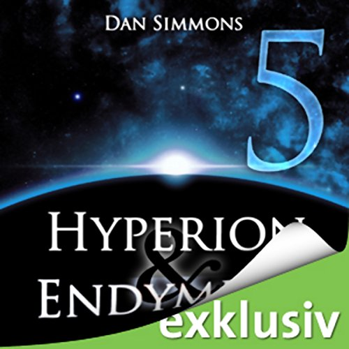 Hyperion & Endymion 5 audiobook cover art