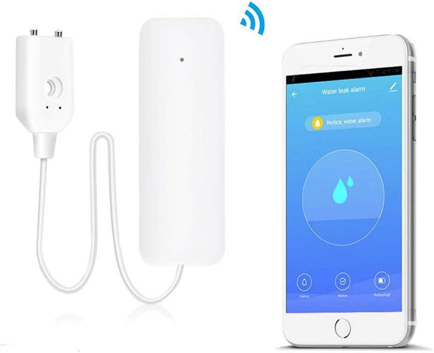 SOLE HOME Water Leak Sensor Leakage WiFi Smart 55% OFF Factory outlet Detector