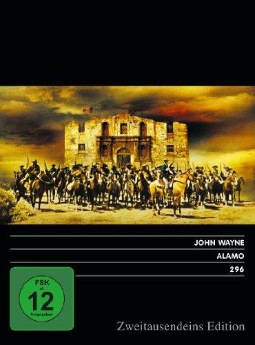 Alamo. Zweitausendeins Edition Film 296.