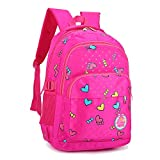A-Nice Mochila Protectora Impermeable para niña, niño y niña - Mochila de...