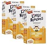 Little Remedies Sore Throat Pops, 30 Count