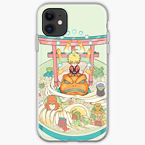 Shounen Anime Japanese Seinen Japan Ramen Udon Manga Phone Case For All iPhone, iPhone 11, iPhone XR, iPhone 7 Plus/8 Plus, Huawei, Samsung Galaxy Illustration Stars Digital Rabbit Cute Bunn