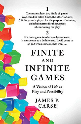 Finite and Infinite Games - Kindle edition by Carse, James ...