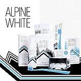 14 Bleaching-Strips von Alpine White