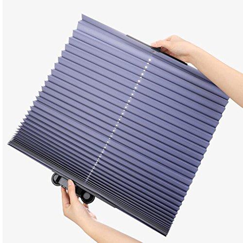 XY Auto Zonneklep Automatisch Intrekbare Zonnebrandcrème Zonnescherm Gordijn Auto Gebruik Warmte-isolerende Zonneklep Licht Afscherming Cover