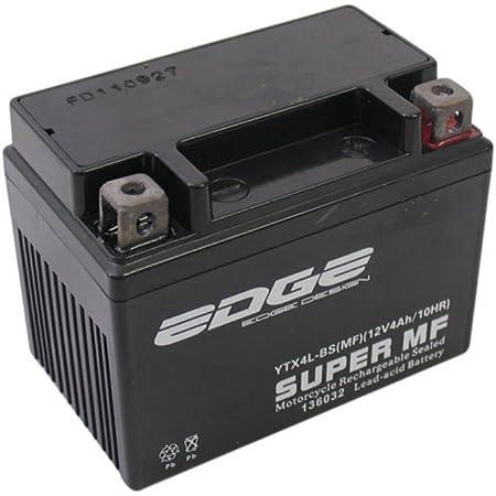 Edge Batterie Xl4 Mf Wartungsfrei Sport Freizeit