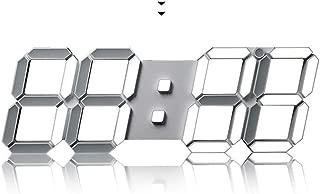 minimalist led clock