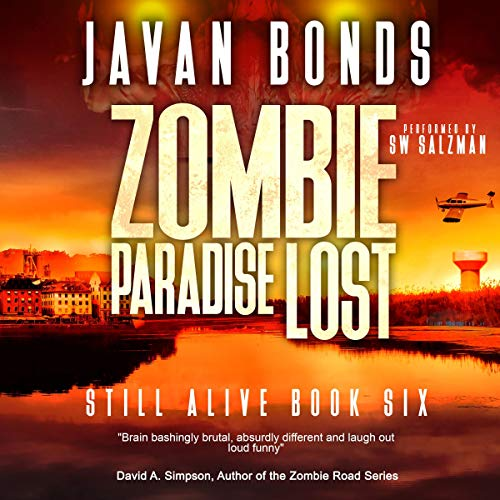 Zombie Paradise Lost cover art