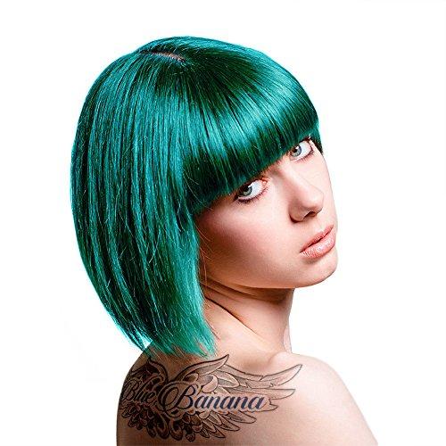 Colorante Per Capelli Semi-Permanente Fosforescente Uv 70ml Stargazer (Turquoise)
