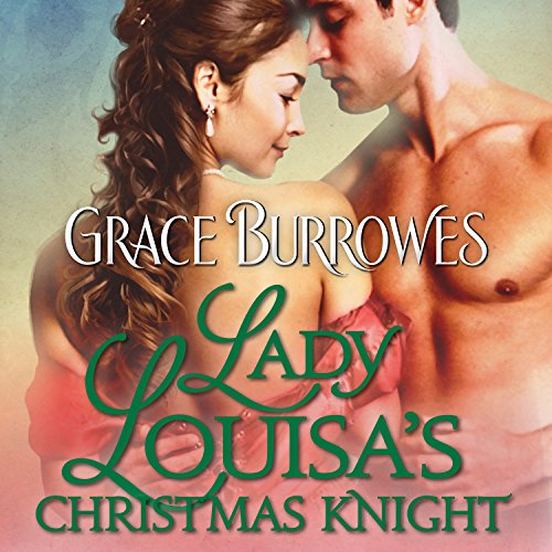 Lady Louisa's Christmas Knight audiobook cover art