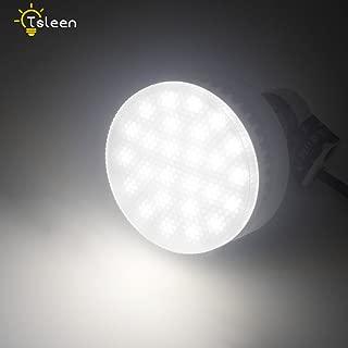 GX53 LED Bulb 110/220V 9W Ceiling Light Cool White for Living Room,Bedroom,Cabinet, Showcase, Exhibition, Shop Showroom Lighting