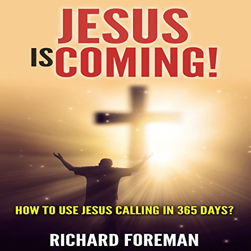Jesus Is Coming! audiobook cover art