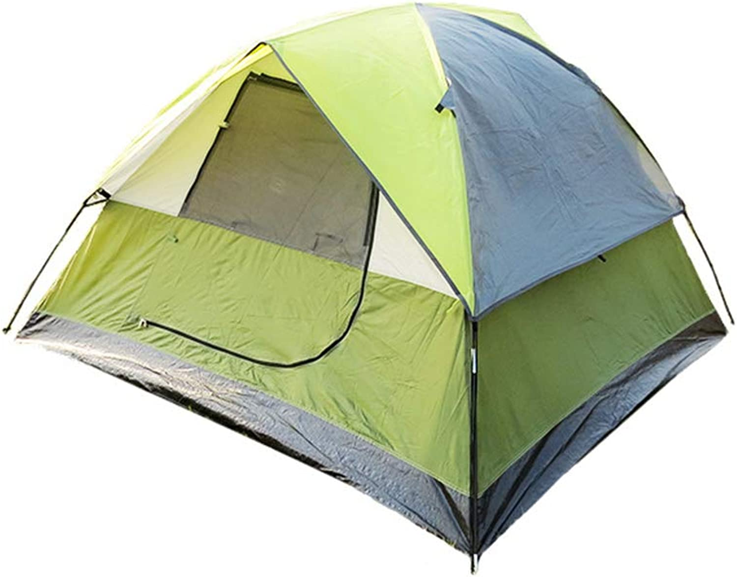 Camping Tent, Canvas Waterproof Mildew Tent Outdoor Sports Camping Awning
