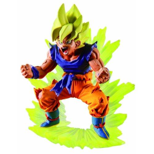 Dragon ball Z Figurine Gashapon Capsule Neo Chapter Freeza Return : Super Saiyan Son Gokou