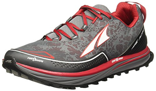 ALTRA Mens TIMP Trail, Color: Red, Size: 8