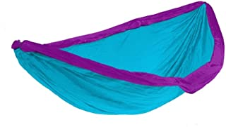 Saratoga Outdoor Ultra Light Portable Double Outdoor Camping Hammock (2 Person)